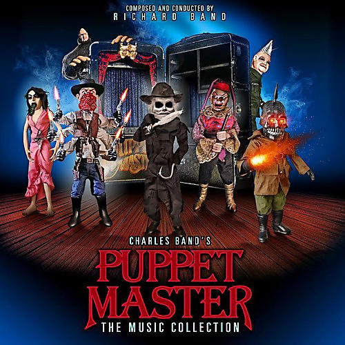 Alliance Richard Band - Puppet Master: The Music Collection
