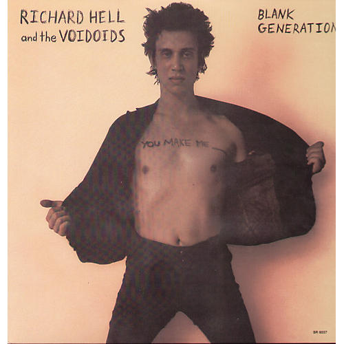 Alliance Richard Hell - Blank Generation