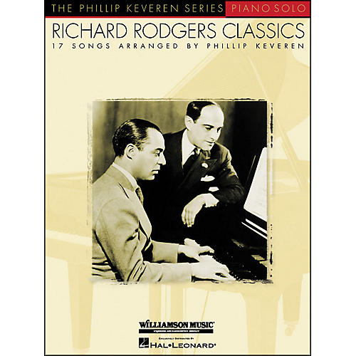 Hal Leonard Richard Rodgers Classics Piano Solos - 17 Songs Arranged By Phillip Keveren