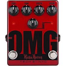 Open BoxTech 21 Richie Kotzen OMG Signature Overdrive Guitar Effects Pedal