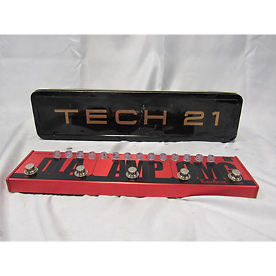 Tech 21 Richie Kotzen RK5 Signature Fly Rig Effect Processor