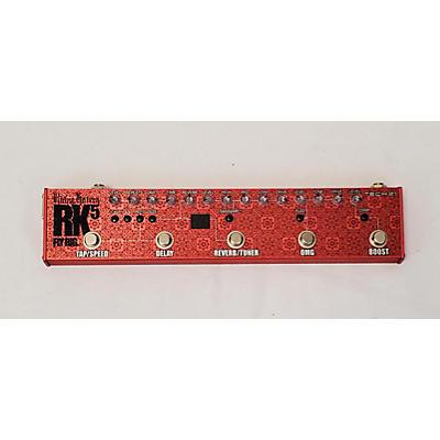 Tech 21 Richie Kotzen RK5 Signature Fly Rig V2 Effect Processor