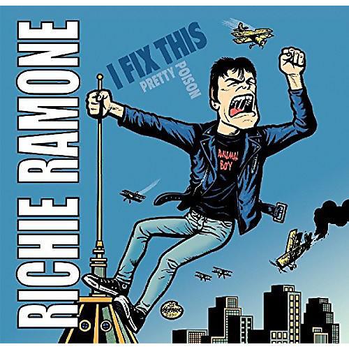 Alliance Richie Ramone - I Fix This