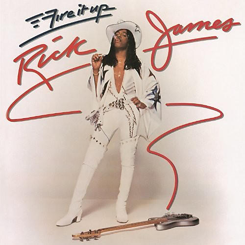 Alliance Rick James - Fire It Up