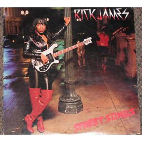 Alliance Rick James - Street Songs