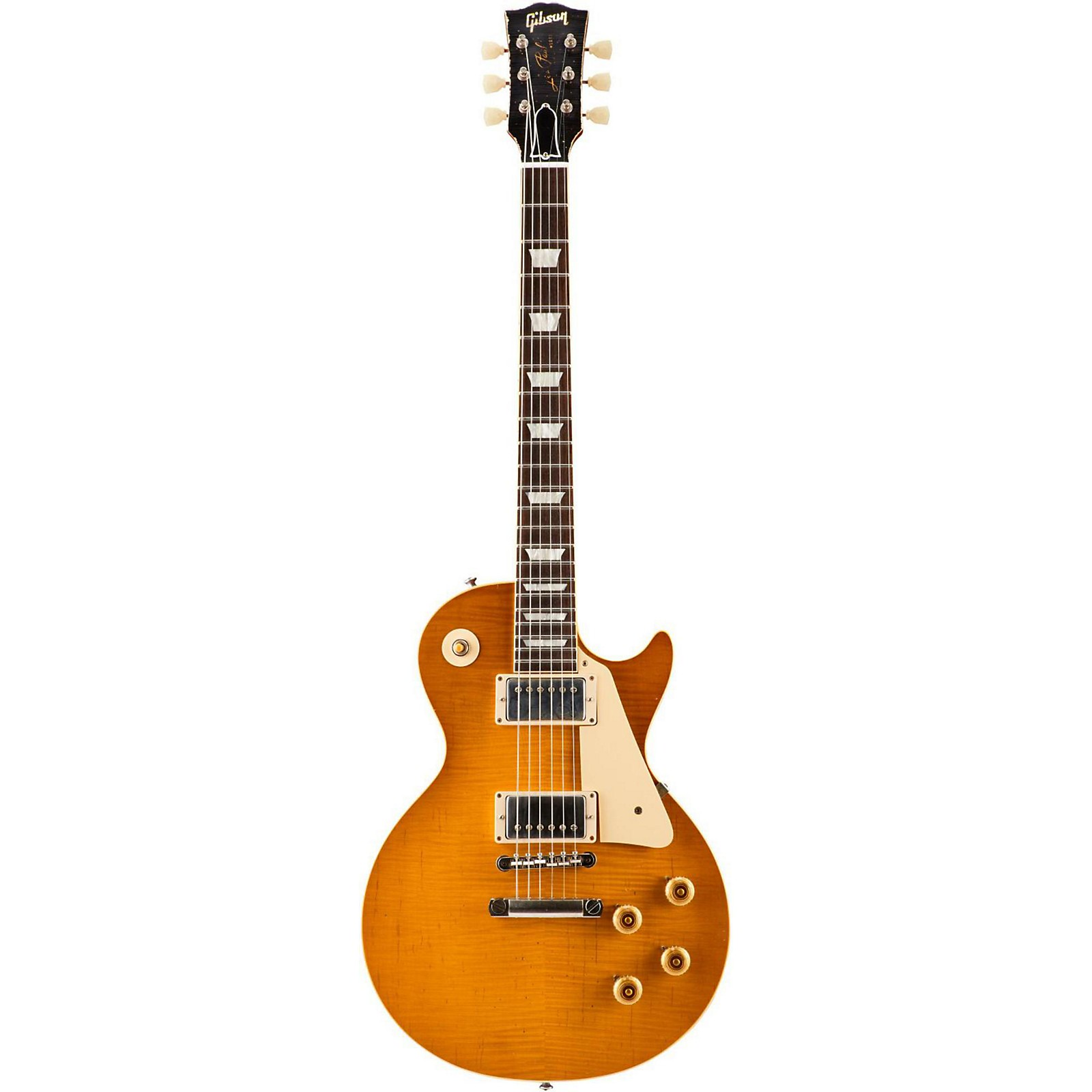 Gibson Custom Rick Nielsen Aged and Signed 1959 Les Paul Standard #9-0655 Electric Guitar