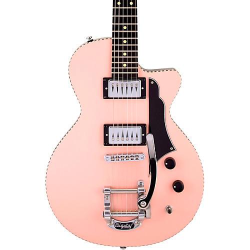 Reverend Rick Vito Signature Soul Shaker Electric Guitar Orchid Pink