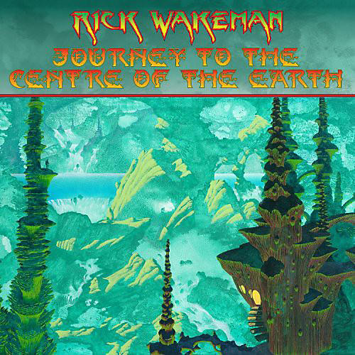 Alliance Rick Wakeman - Journey to the Centre of the Earth