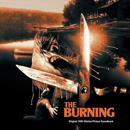 Alliance Rick Wakeman - The Burning (Original Soundtrack)