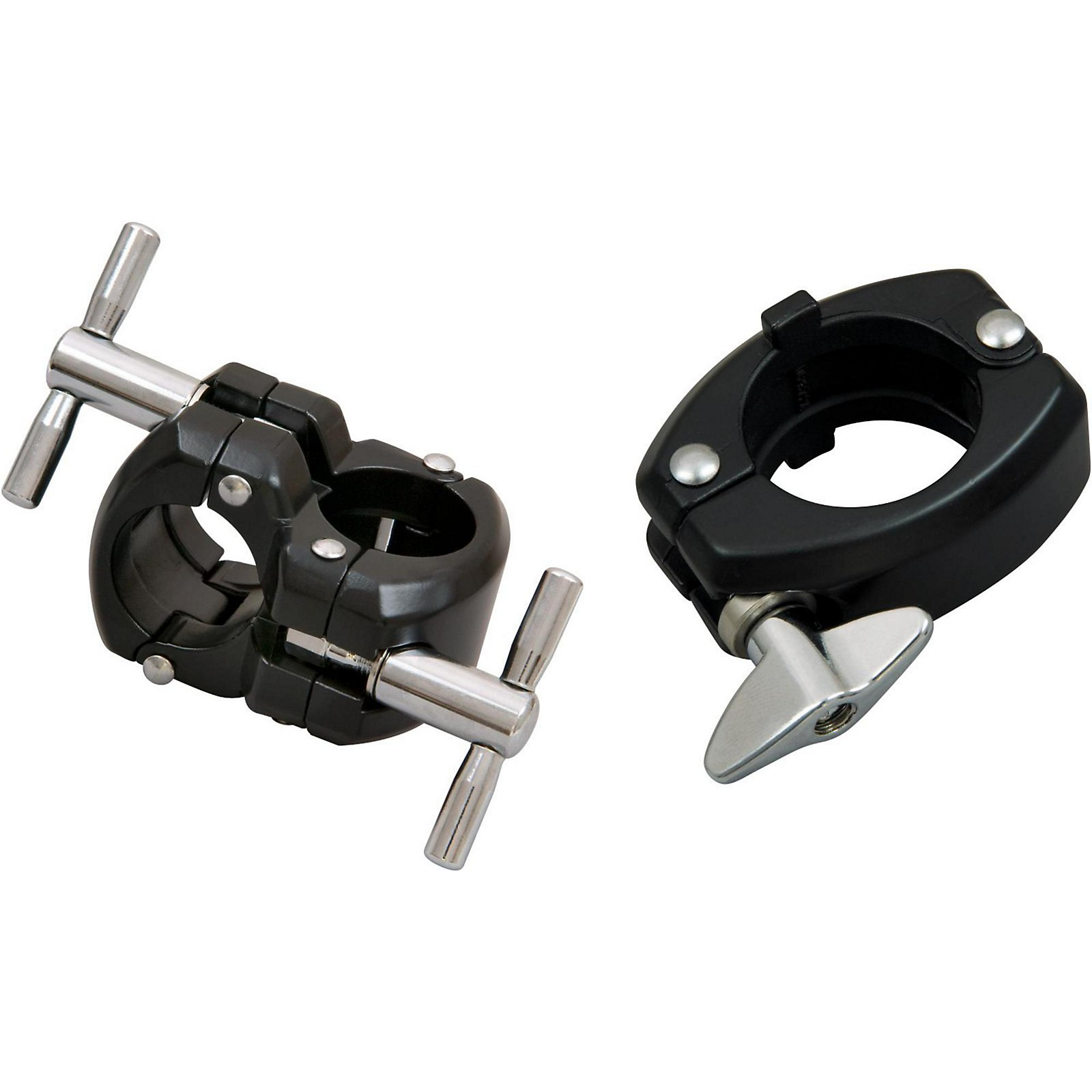 Sound Percussion Labs Right-Angle Mount Clamp with Memory Lock