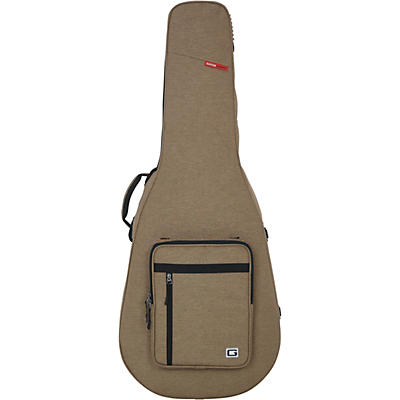 Gator Rigid EPS Transit Series Lightweight Case for 12-String Dreadnought Guitars