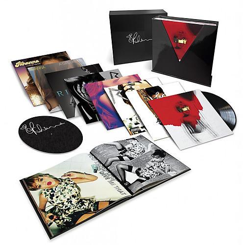 Alliance Rihanna - Studio Album Vinyl Box