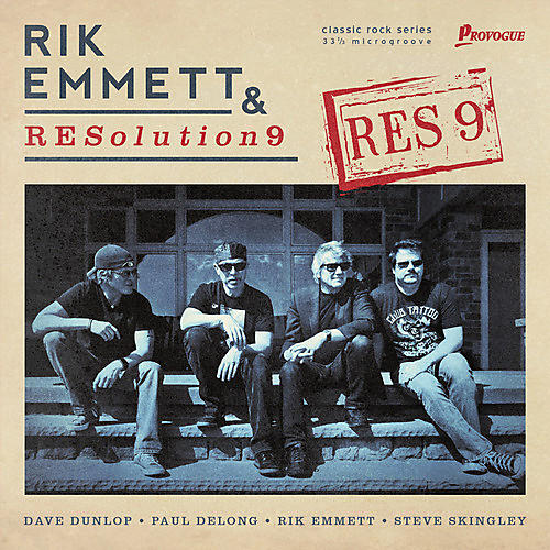 Alliance Rik Emmett - Res9