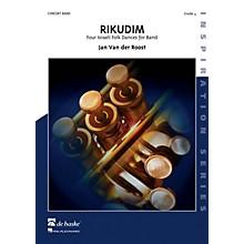 De Haske Music Rikudim (Four Israeli Folkdances for Band) Concert Band Level 4 Composed by Jan Van der Roost