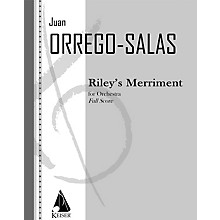 Lauren Keiser Music Publishing Riley's Merriment, Op. 94 LKM Music Series by Juan Orrego-Salas