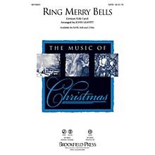 Brookfield Ring Merry Bells 2-Part Arranged by John Leavitt