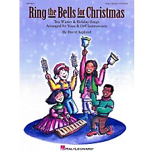 Hal Leonard Ring The Bells For Christmas Song Collection Teacher's Edition for Voice and Orff