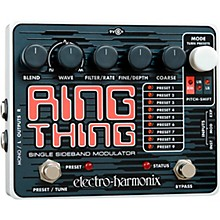 Open BoxElectro-Harmonix Ring Thing Modulator Guitar Effects Pedal