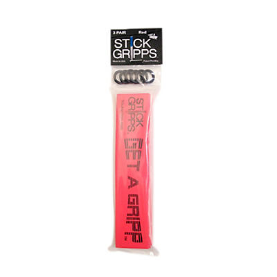 Stick Gripps Ring and Sleeve (3 Pairs)
