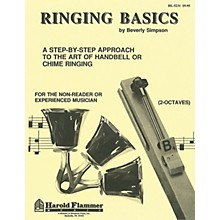 Hal Leonard Ringing Basics Handbell Method Book Vol. 1 - 1st Edition (for 2-Octave Handbells) Book
