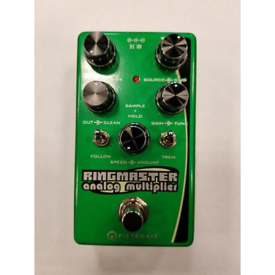 Pigtronix Ringmaster Analog Multiplier Effect Pedal