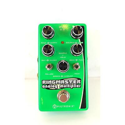 Pigtronix Ringmaster Analog Multplier Effect Pedal