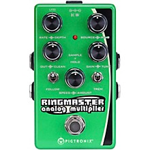 Open Box Pigtronix Ringmaster Ring Modulator Analog Multiplier Effects Pedal