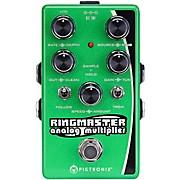 Ringmaster Ring Modulator Analog Multiplier Effects Pedal