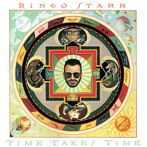 Alliance Ringo Starr - Time Takes Time  (Red)