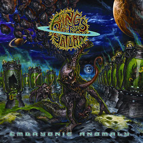 Alliance Rings of Saturn - Embryonic Anomaly