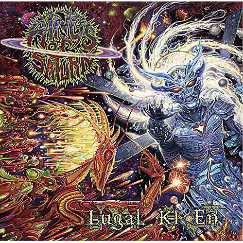 Alliance Rings of Saturn - Lugal Ki en