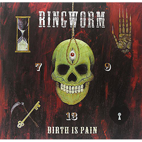 Alliance Ringworm - Birth Is Pain