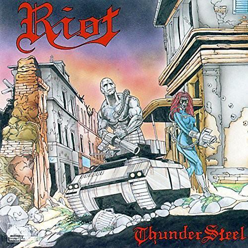 Alliance Riot - Thundersteel