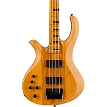 Open Box Schecter Guitar Research Riot-4 Session Left-Handed Electric Bass Guitar