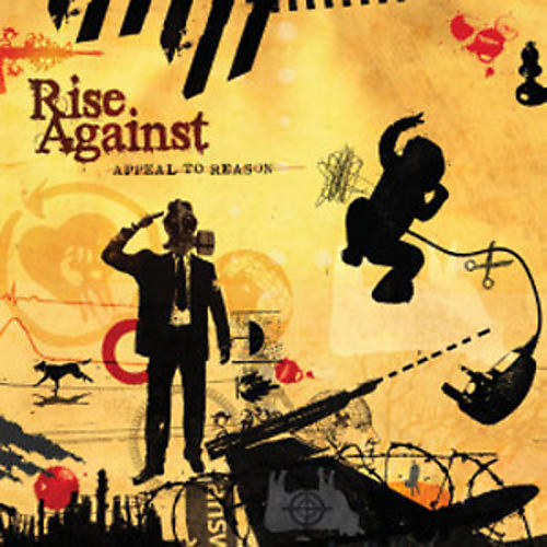 Alliance Rise Against - Appeal To Reason [Limited Edition] [With Full Album Digital Download Card]