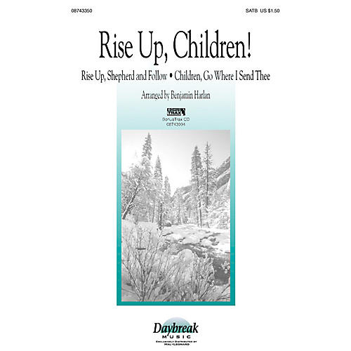 Daybreak Music Rise Up, Children! (Instrumental Pak (Combo)) IPAKO Arranged by Benjamin Harlan