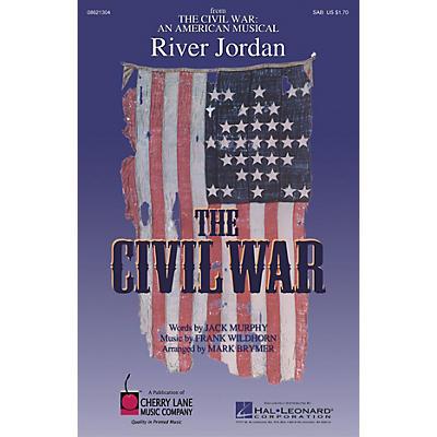 Cherry Lane River Jordan (from The Civil War: An American Musical) SAB arranged by Mark Brymer
