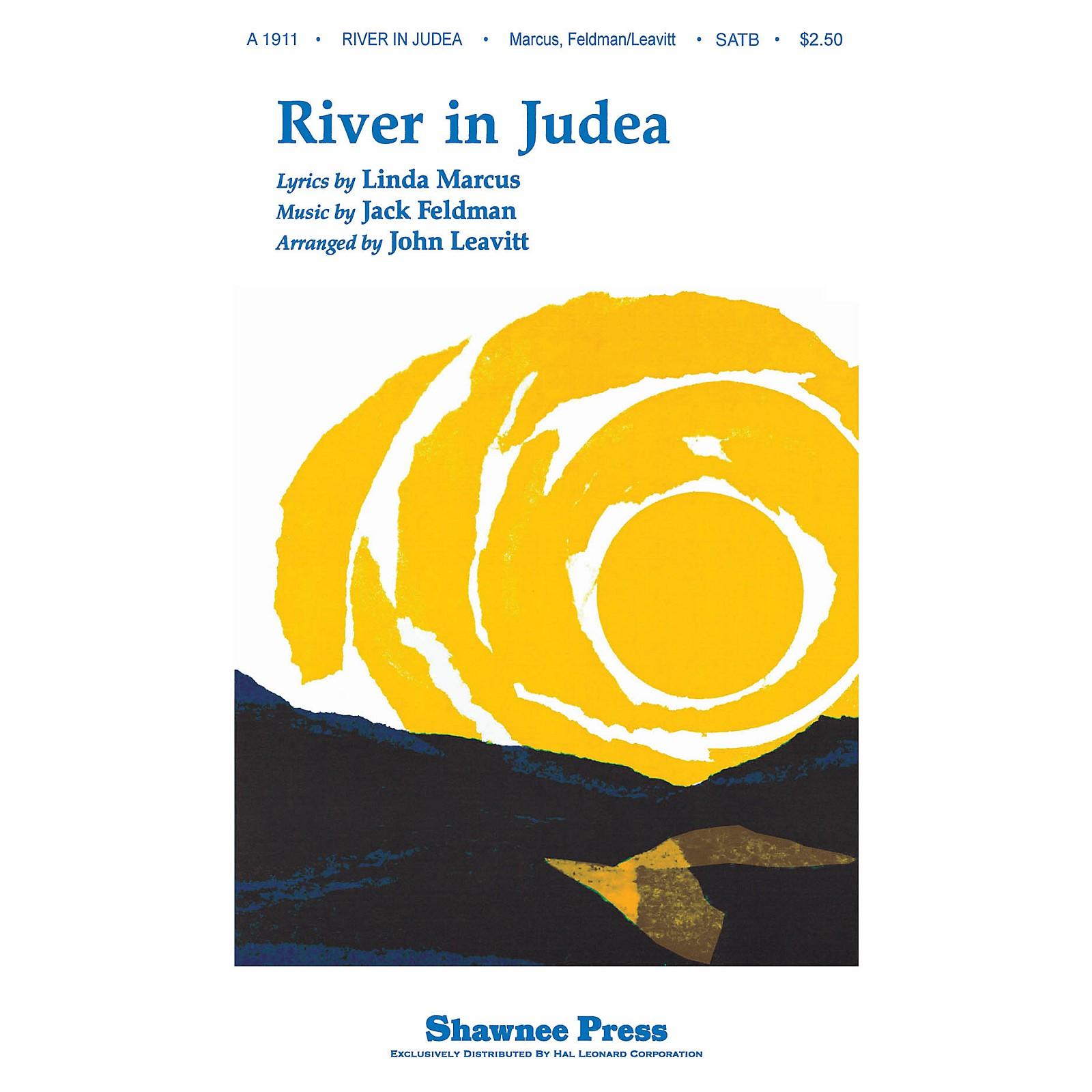 Shawnee Press River in Judea Performance/Accompaniment CD Arranged by John Leavitt