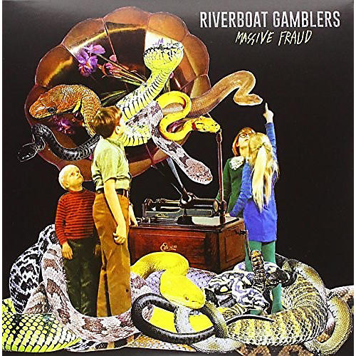 Alliance Riverboat Gamblers - Massive Fraud