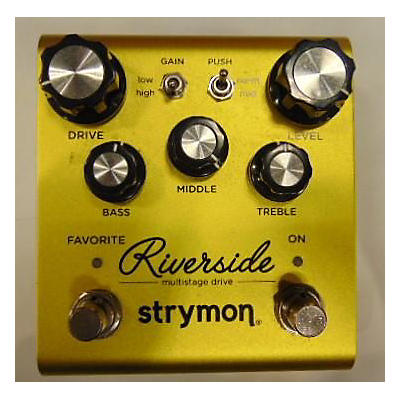 Strymon Riverside Multistage Drive Effect Pedal