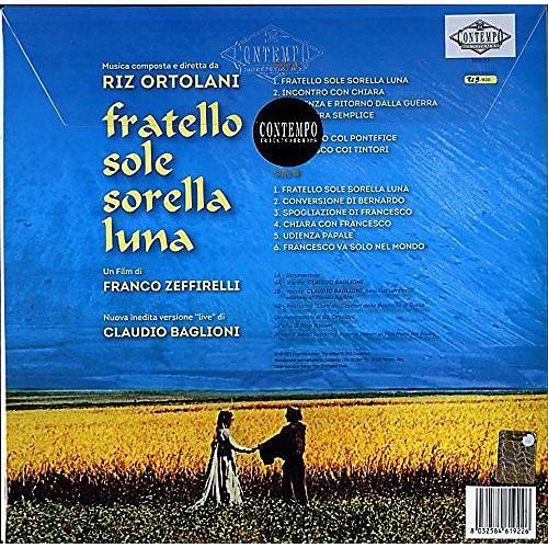 Alliance Riz Ortolani - Fratello Sole Sorella Luna (Original Soundtrack)