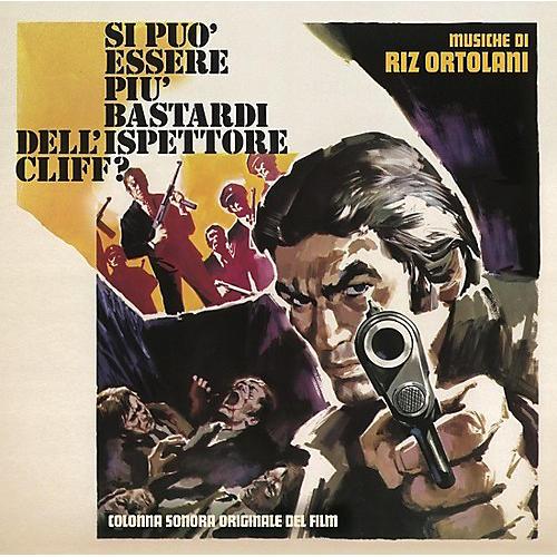 Alliance Riz Ortolani - Si Puo Essere Piu Bastardi Dell'ispettore Cliff?