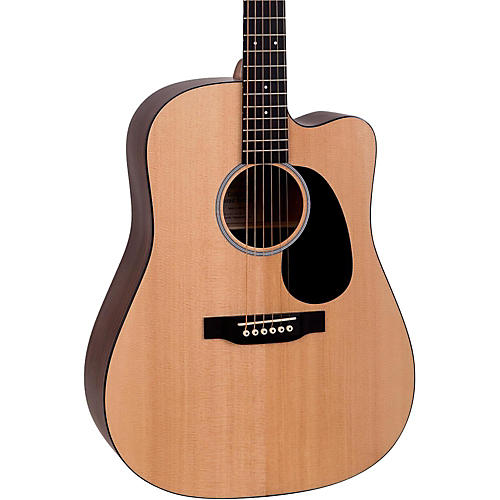martin road series custom dcrsgt dreadnought acoustic electric guitar natural musician 39 s friend. Black Bedroom Furniture Sets. Home Design Ideas
