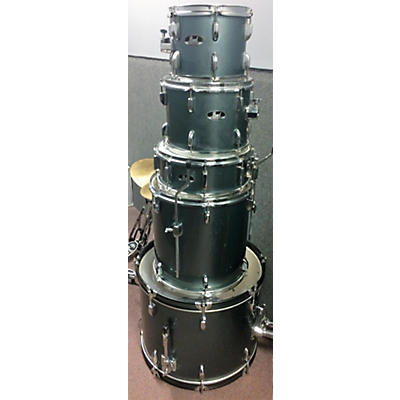 Pearl Road Show Complete Set With Hardware And Cymbals Drum Kit