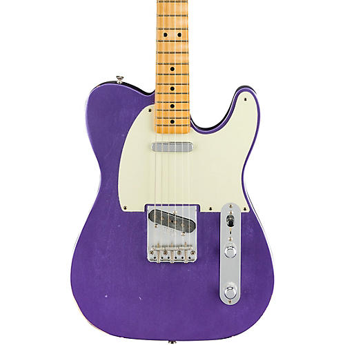 Fender Road Worn '50s Telecaster Limited Edition Electric Guitar Condition 2 - Blemished Purple Metallic 194744325083