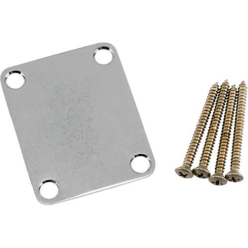 Fender Road Worn Guitar Neck Plate with Hardware