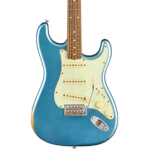 Fender Road Worn Limited Edition '60s Stratocaster Electric Guitar Lake Placid Blue