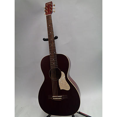 Art & Lutherie Roadhouse Tennessee Red A/e Acoustic Electric Guitar