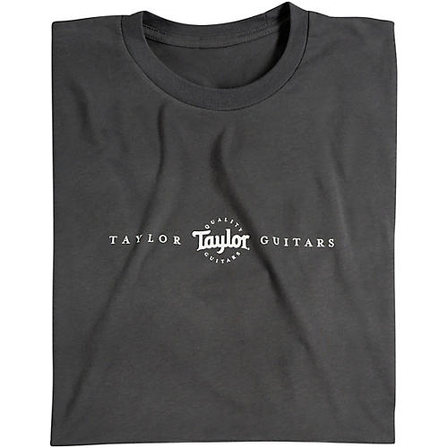 Taylor Roadie T-Shirt Charcoal Large