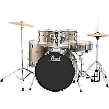 Roadshow 5-Piece New Fusion Drum Set Bronze Metallic